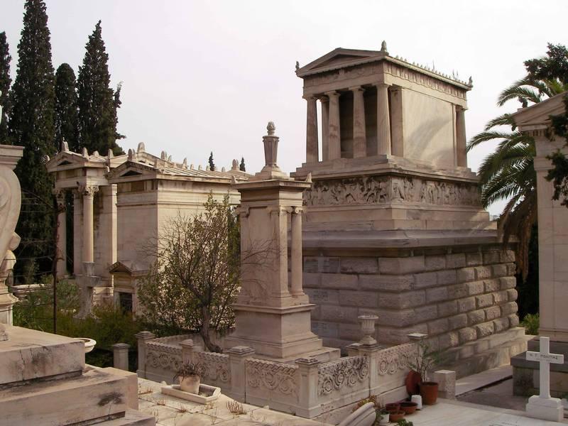 cimetière d'Athènes
