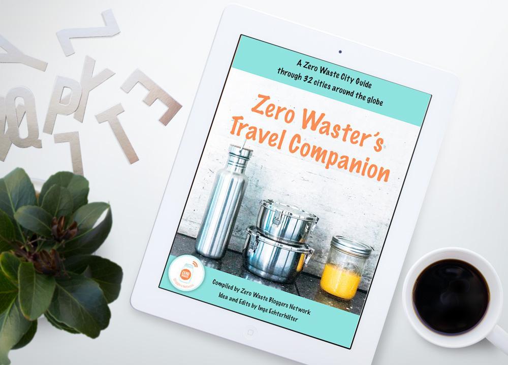 guide de voyage zéro déchet