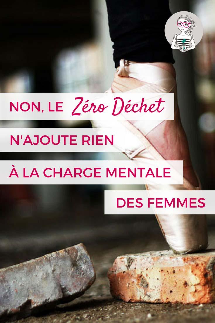 Le Zéro Déchet et la charge mentale des femmes